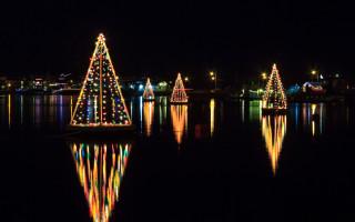 Как фотографировать новогоднюю елку