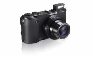 Samsung EX2F: наследник легендарной компактной камеры