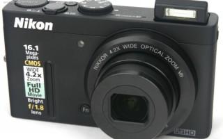 Обзор цифровой камеры Nikon Coolpix P310