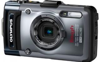 Обзор камеры Olympus TG-1 iHS