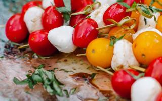 Советы по фотографированию еды на улице