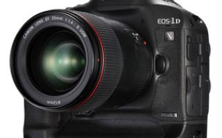 Флагманы сравнению: Canon EOS-1D X Mark II по сравнению с Nikon D5