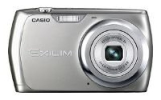Камера Casio EXILIM EX-Z350 — недорогая и компактная