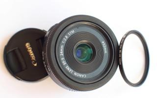 Обзор объектива Canon EF 24mm f/2.8 IS USM