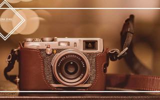 Основные термины и принципы фотосъемки.