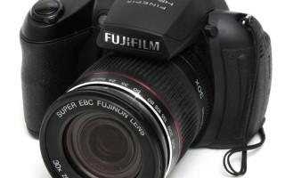 Обзор фотокамеры Fujifilm FinePix HS20EXR