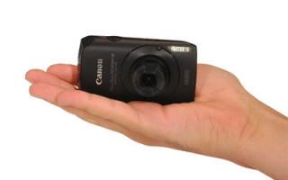 Ультракомпактный Canon Powershot SD4000 IS