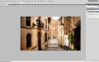 Принципы создания винтажной фотографии