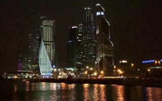 Фотосъемка на улицах ночного города