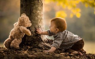 Рекомендации по съемке детских портретов, или как снимать детей