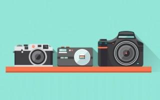 О цифровых видеокамерах простым языком