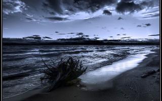 Создание фотографии идеального заката