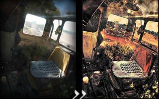 Обработка фотографий: Псевдо HDR