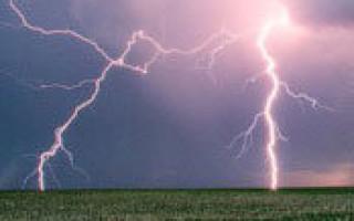 Руководство по фотосъемке молний, или как снять молнию