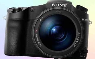 Обзор камеры Sony Cyber-Shot RX10 III