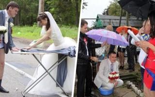 Ах, эта свадебная фотография