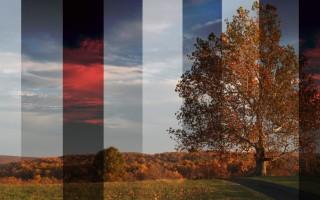 Выбор фотофильтра для съемки пейзажа