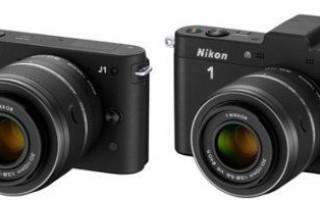 Nikon V1 vs Nikon J1: сравнительная характеристика