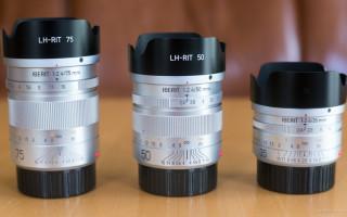 Обзор бюджетного Handevision Iberit 35mm F2.4