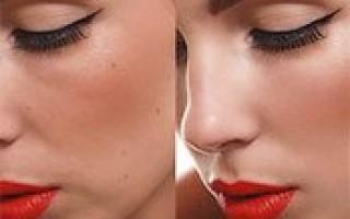 Ретушь портрета в стиле Beauty в Photoshop