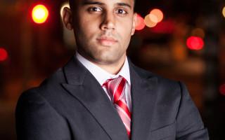 Фотосъемка мужского портрета, позы