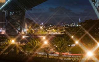 Создаем огни ночного города