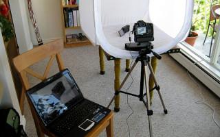 Как фотографировать «на привязи», или съемка с подключенным компьютером