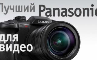 Panasonic Lumix DC-GH5S Первые впечатления Обзор
