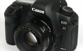 Тест объектива Canon 50 mm f/1.8 II