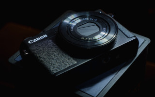 Обзор Canon PowerShot G9 X Mark II