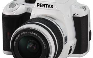 Фотокамера Pentax Kr