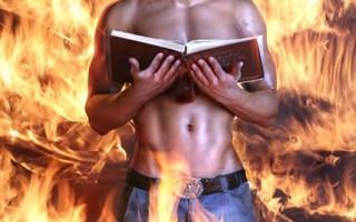 Живопись пламенем