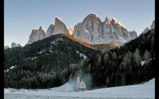 Фотосъемка зимнего пейзажа