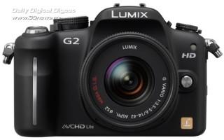 Обзор камеры Panasonic Lumix DMC-GH2