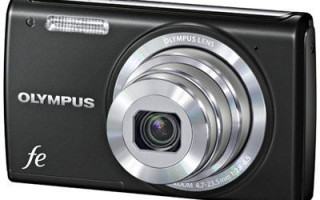 Ультра-компакт «простой» серии Olympus FE-5050