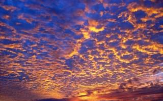 В объективе небо