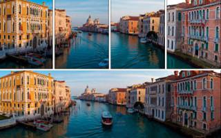 Создание и обработка панорамы в фотошоп