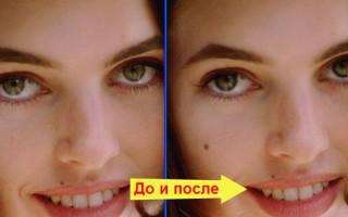 Обработка глаз в Photoshop
