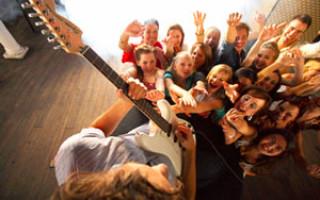 Как получить отличные фотографии на концерте