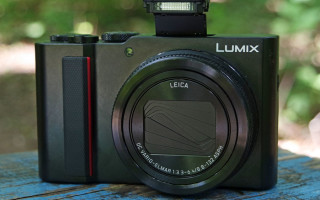 Обзор Panasonic Lumix DC-TZ200
