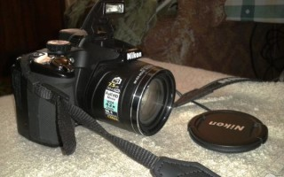 Обзор Nikon Coolpix P510 — суперзум с GPS