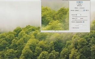 Повышение резкости ваших фото фильтром верхних частот