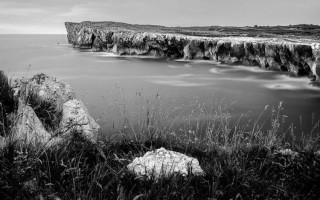 Как обработать черно-белый пейзаж с помощью Lightroom