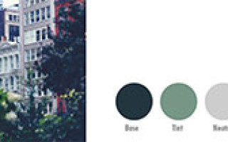 Комплиментарные цвета в фотографии