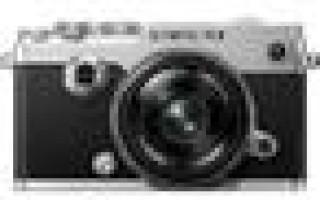 Обзор камеры Olympus PEN-F